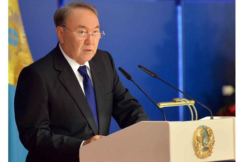 Президент Казахстана поприветствовал участников форума в честь Великой Победы