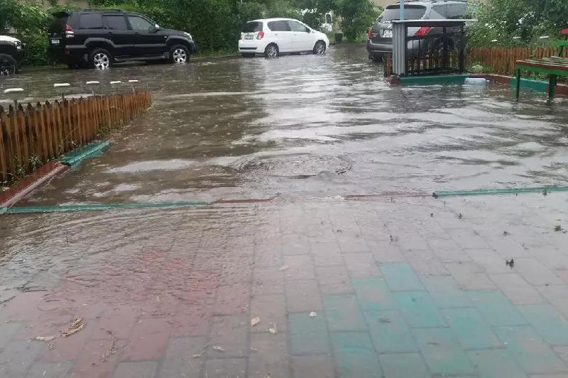 Ситуация в Алматы остаётся сложной - ДЧС о подтоплениях