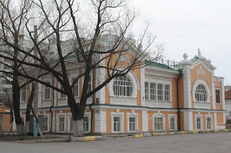Загадка Дома невесты в Петропавловске