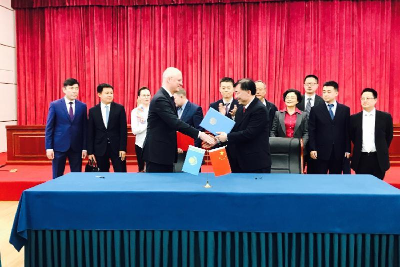 Железнодорожники Казахстана и Китая обсудили реализацию совместных проектов