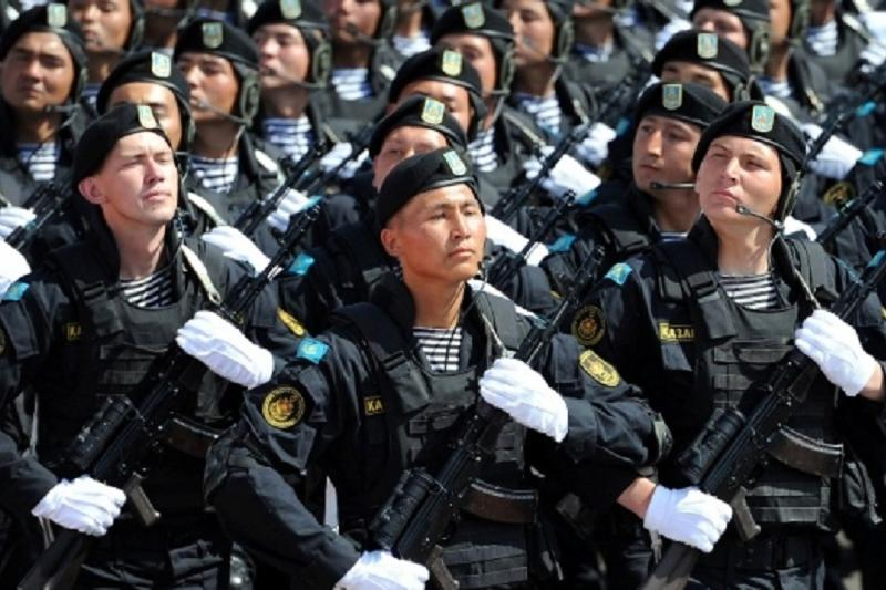 Military parade to restrict vehicle traffic in Astana