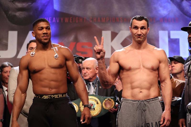 Боксшы Владимир Кличко британдықтан ұтылып қалды