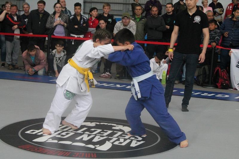 В Актобе подвели итоги турнира по джиу-джитсу и сабмишн файтингу