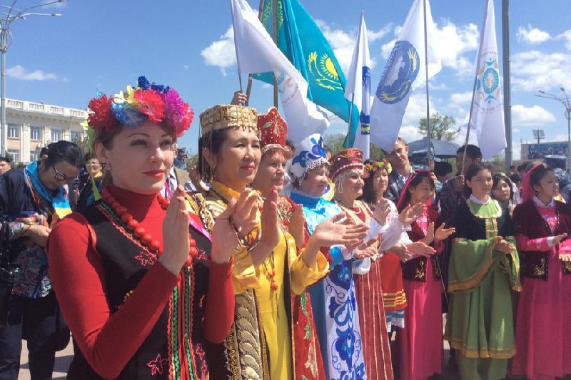 Жамбыл облысында 80-нен астам этнос өкілдері тұрып жатыр