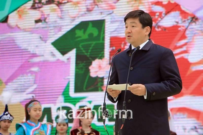 Байбек: Единство - главное условие вхождения Казахстана в топ-30 стран