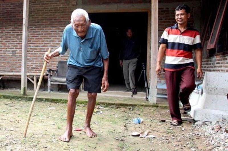 Индонезияда 146 жастағы адам көз жұмды