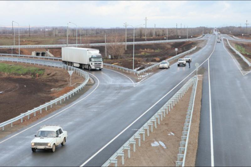 Вдоль автокоридора «Западная Европа - Западный Китай» построят 21 туристический объект