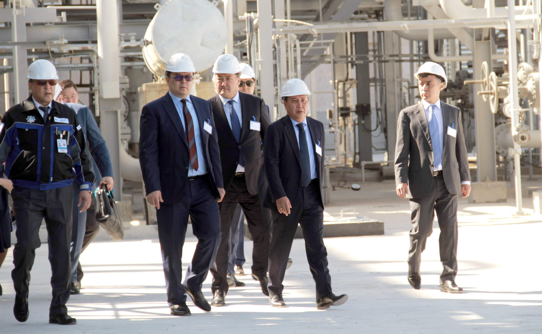 Министр энергетики РК высказался о качестве нефти из России
