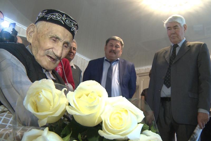 108-летнего фронтовика акимат Павлодара забыл поздравить с Днём Победы