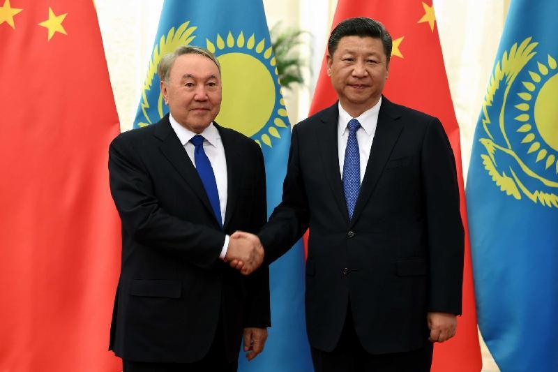 Китай стал новым драйвером стимулирования международной кооперации - Нурсултан Назарбаев