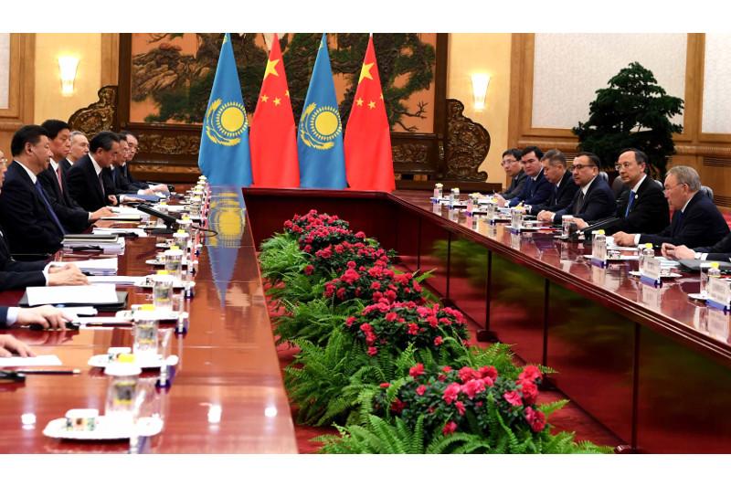 Н.Назарбаев высказался об инициативе по созданию Международной академии наук Шелкового пути