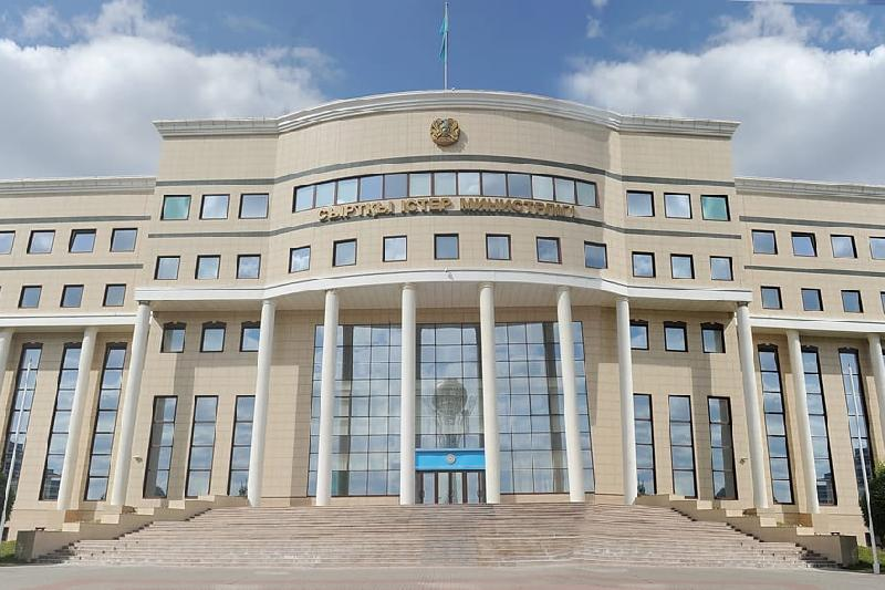 Kazakh diplomats celebrate 25th anniversary