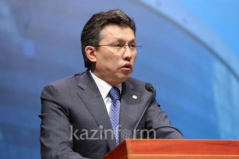 Finance Minister names reasons for Kazakhstan's dip in Global Competitiveness Index