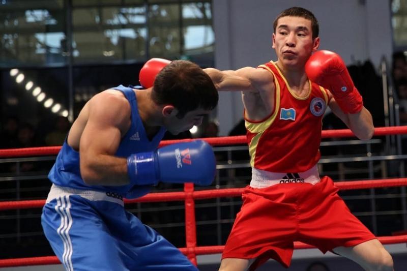 Казахстанский боксер Азат Махметов завоевал «золото» Исламиады