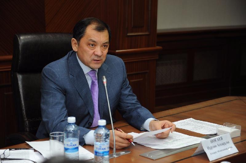 Нурлан Ногаев: Мы должны перезагрузить сферу здравоохранения в области