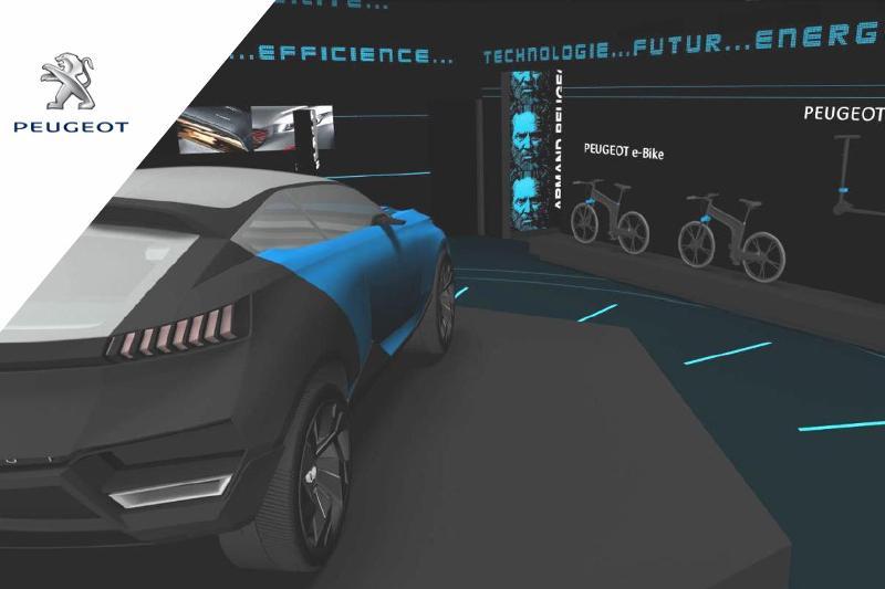 Франция представит футуристический автомобиль на ЭКСПО-2017