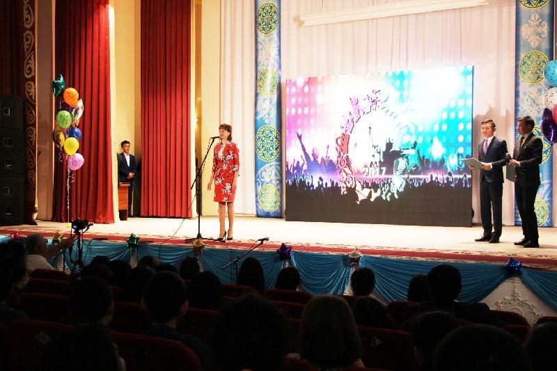 Традицию студенческих фестивалей возродили в Павлодарской области