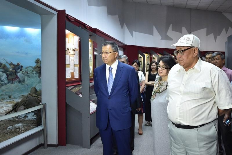 В музее жертв репрессий в Южном Казахстане собрано более 16 тыс экспонатов