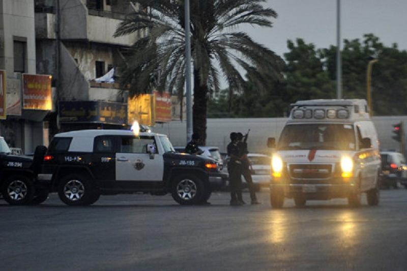 Сауд Арабиясының шығысында автомобиль жарылды
