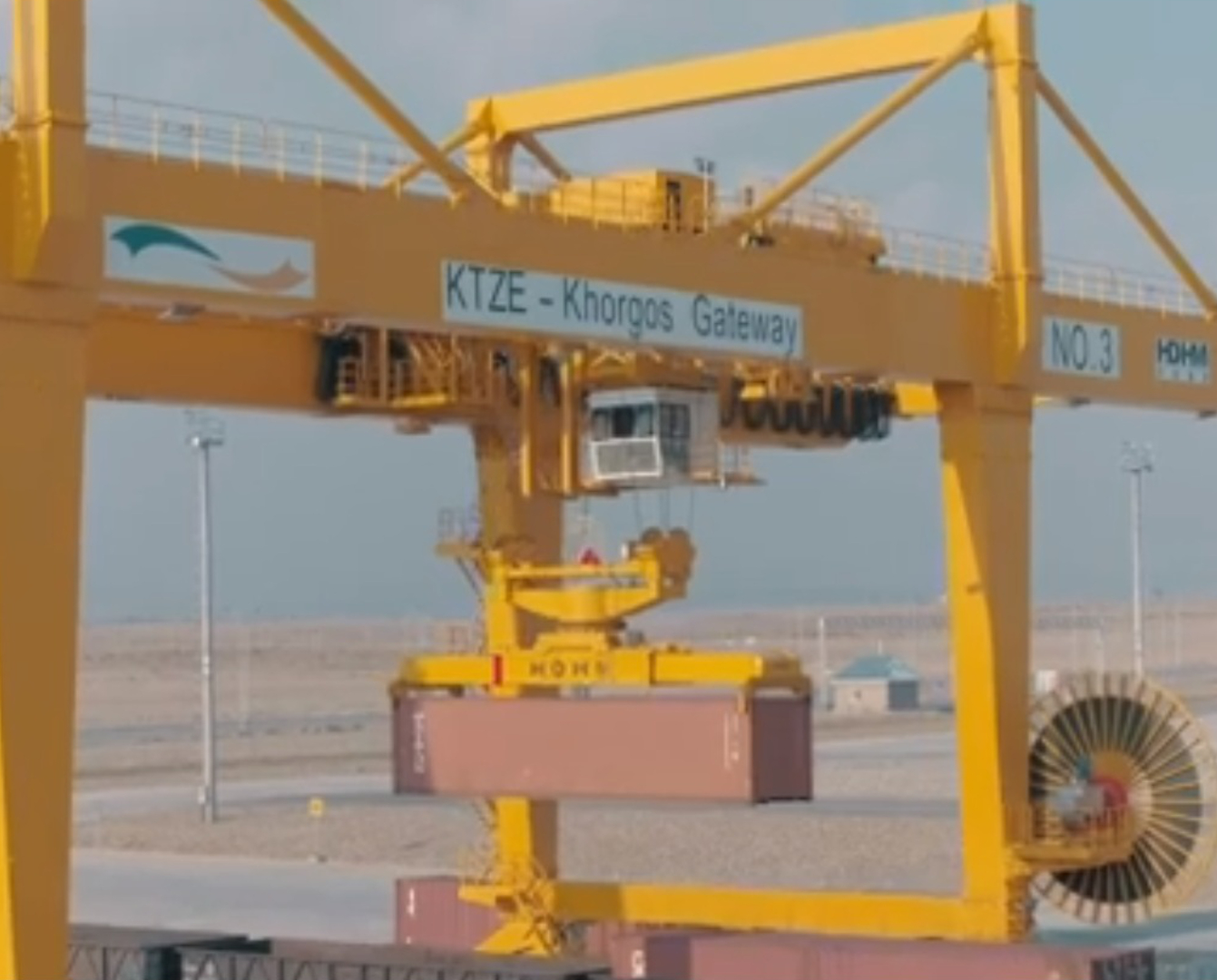 BBC: Khorgos Gateway can revive Silk Road