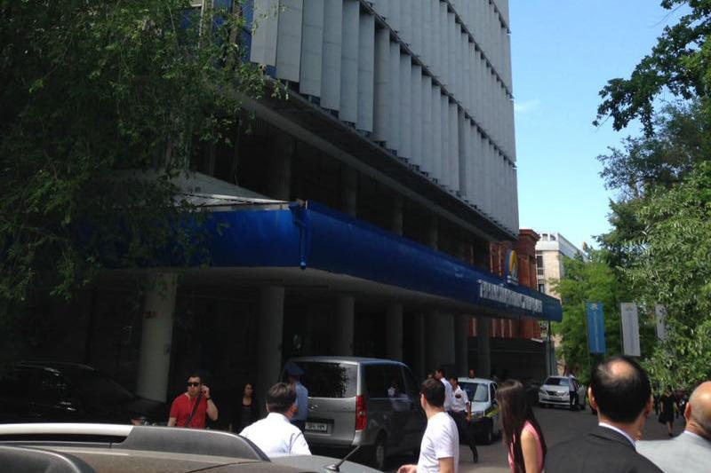 «Тұрғын үй құрылыс жинақ банкіне» жарылғыш зат қойылғаны расталмады