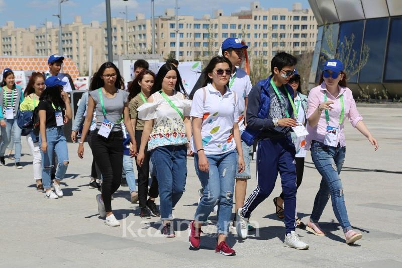 Астану-ЭКСПО посетят 40 тысяч школьников из регионов