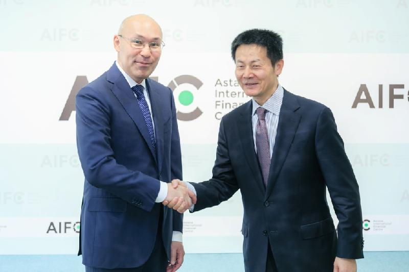 Shanghai Stock Exchange to invest in AIFC