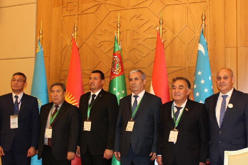 В Ашхабаде прошел Центрально-Азиатский международный экологический форум