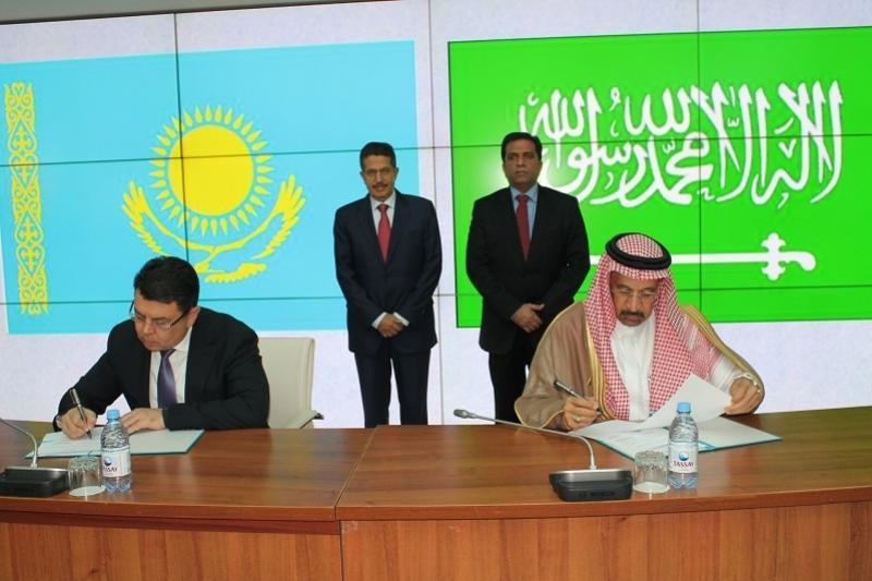 Kazakh, Saudi Energy Ministers meet in Astana
