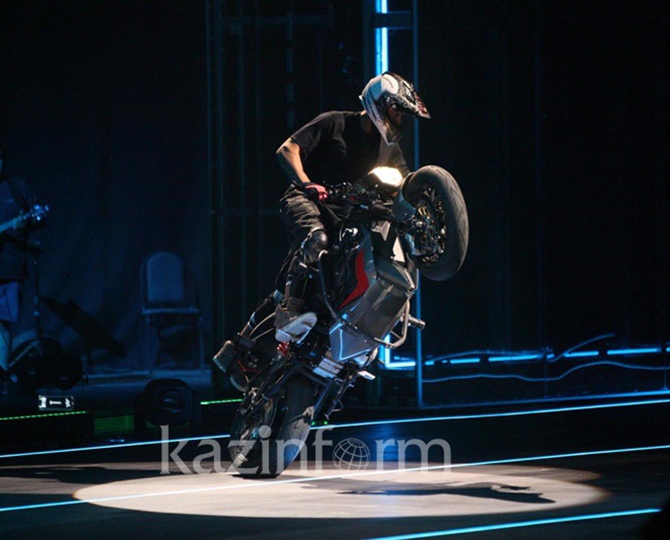 Секреты подготовки шоу Цирка дю Солей в Астане раскрыли создатели