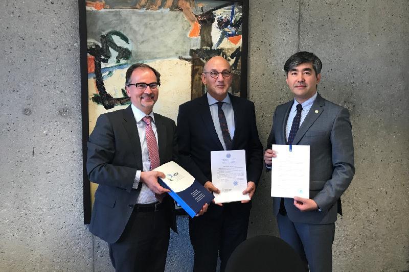 Казахстан стал членом Гаагской конференции по международному частному праву
