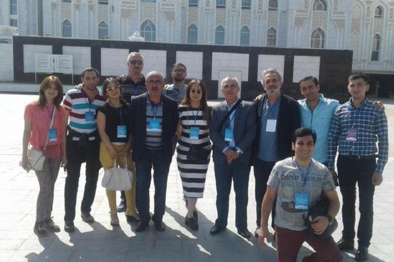 Әзербайжандық театр ұжымы Астанада спектакль қойды