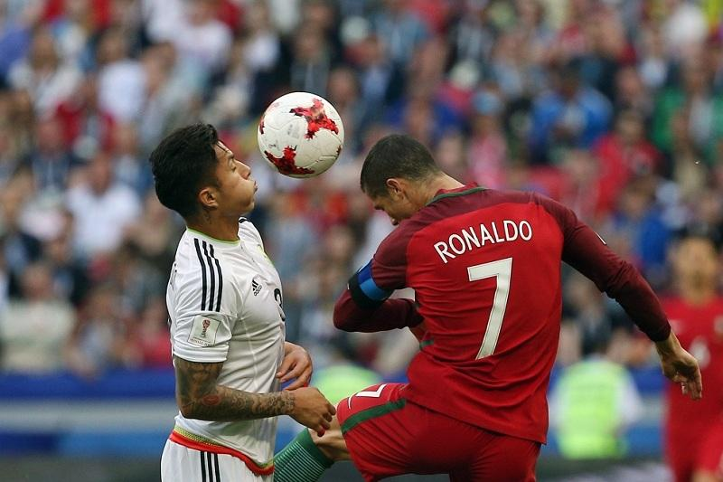 Конфедерация кубогында Португалия мен Мексика құрамалары тең түсті