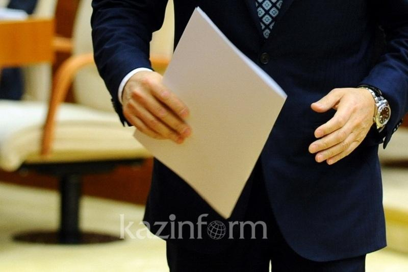 Two Kazakhstani ministers to report this week