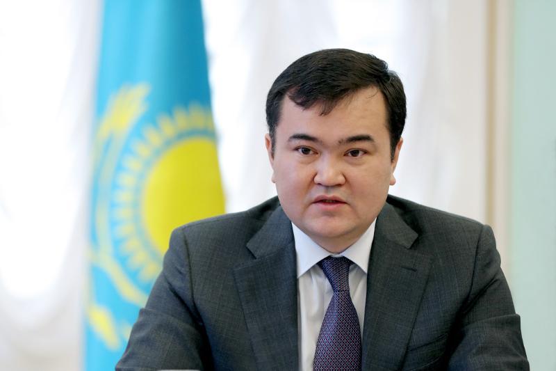 Наблюдается рост инвестиций - Женис Касымбек о жилищном строительстве в РК