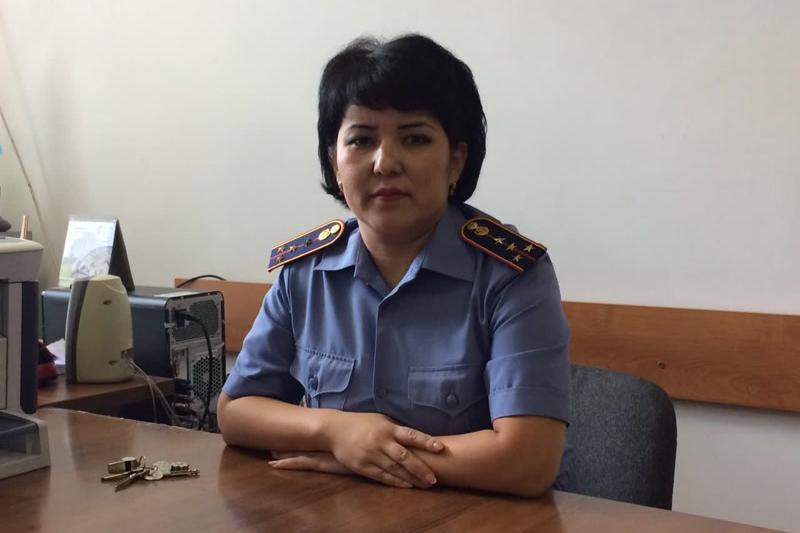 Қазір қоғамда алаяқтар көбейіп кетті - тергеуші Алтынай Жолымбекова