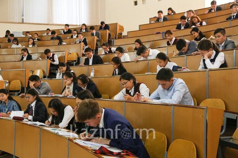 Установить общественный контроль за экзаменами в вузах предложили в Акмолинской области