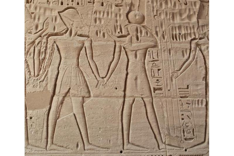 Мысырда жартасқа салынған 5 мың жылдық суреттер табылды