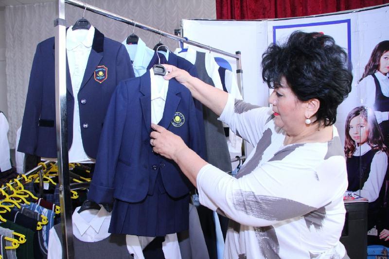 Увеличить производство школьной формы намерены в Казахстане