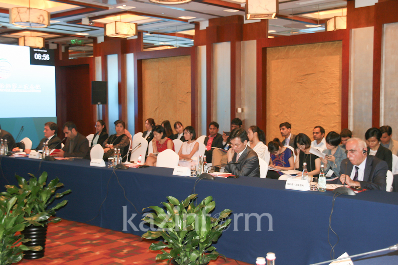 Japanese journalists impressed by Khorgos dry port