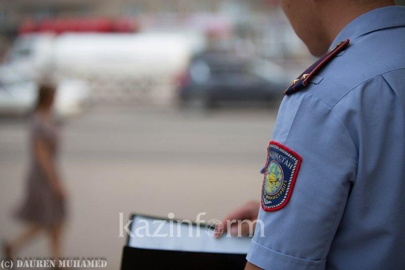 Около 60 млн тенге унесли грабители банка в Алматы