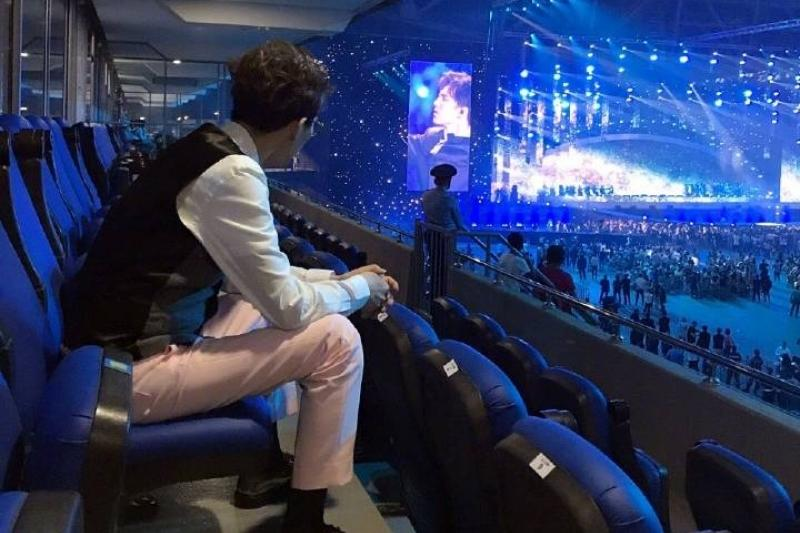 I am proud of Dimash - Terry Lin