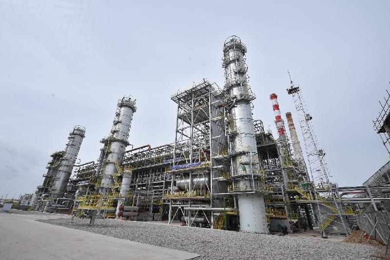 Шымкентский НПЗ завершил ряд работ по второму этапу модернизации