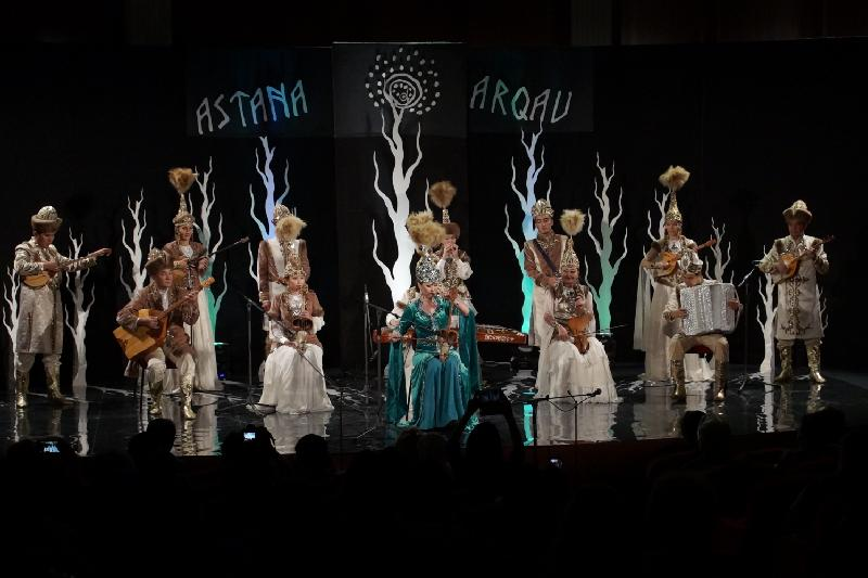 Кто выступит на фестивале «Астана-Арқау»