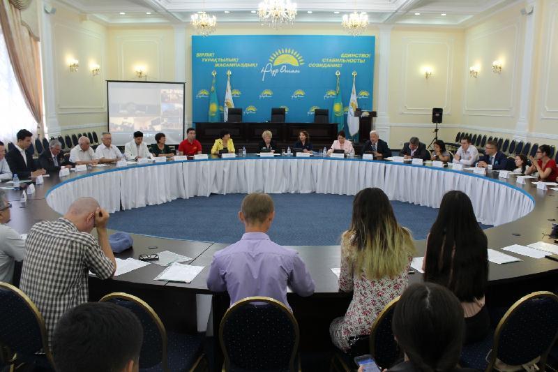 Антиядерное обращение к Генсеку ООН приняли в Павлодаре