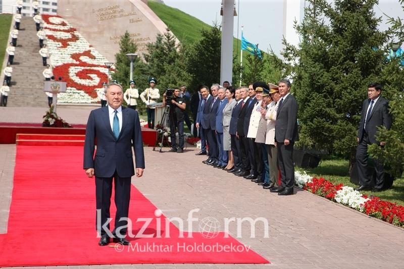 Нурсултан Назарбаев: Мы - счастливое поколение