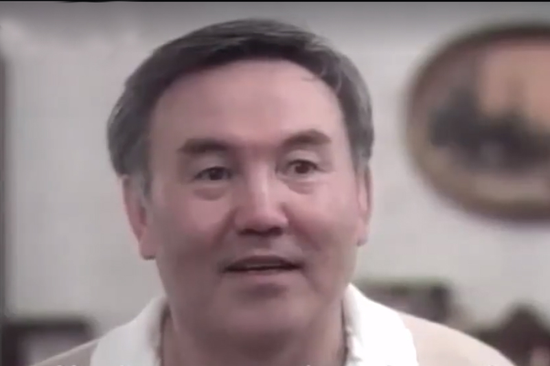 Discovery Chanel телеарнасының Елбасы туралы 1991 жылғы сюжеті жарияланды
