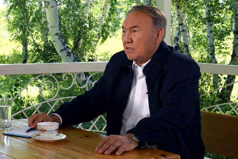 Qazaqstan bolashaqqa kóz tigedi - reseılik telearnanyń arnaıy reportajy