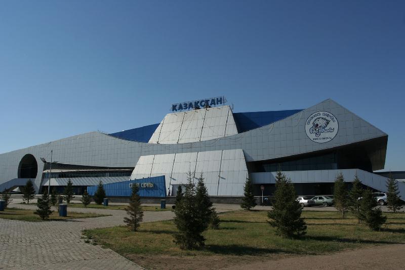 Столичный дворец спорта «Казахстан» приостановит деятельность
