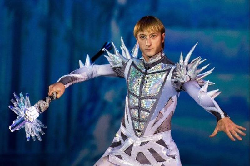 Евгений Плющенко елордадағы шоуында қызықтар көп болады деп сендірді